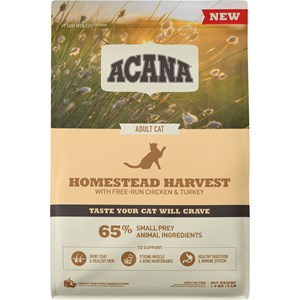 Kattmat Acana Homestead Harvest 1,8 kg