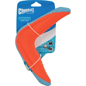 Hundleksak Chuckit Boomerang, M