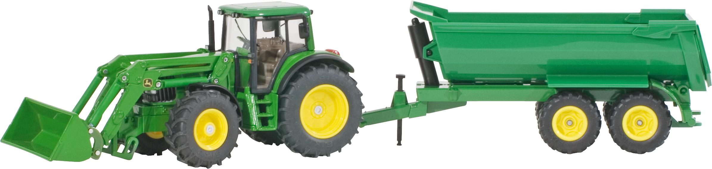 Traktor John Deere 6820