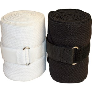 Bandage Elast svart, 2-pack
