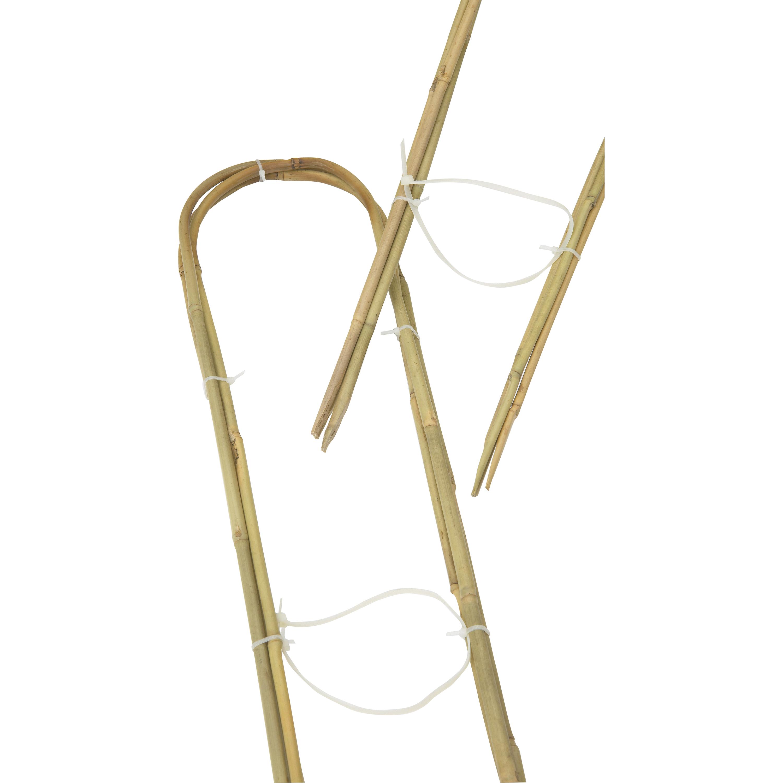 Bambubåge Nelson Garden 3-pack, 120x20 cm