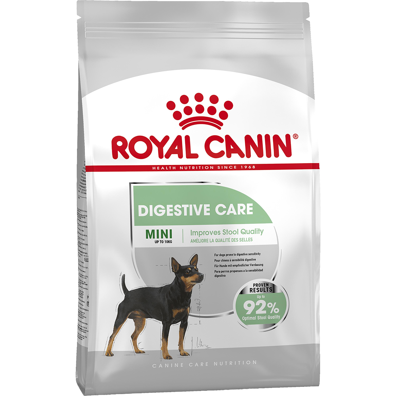Hundfoder Royal Canin Mini Digestive Care, 8 kg