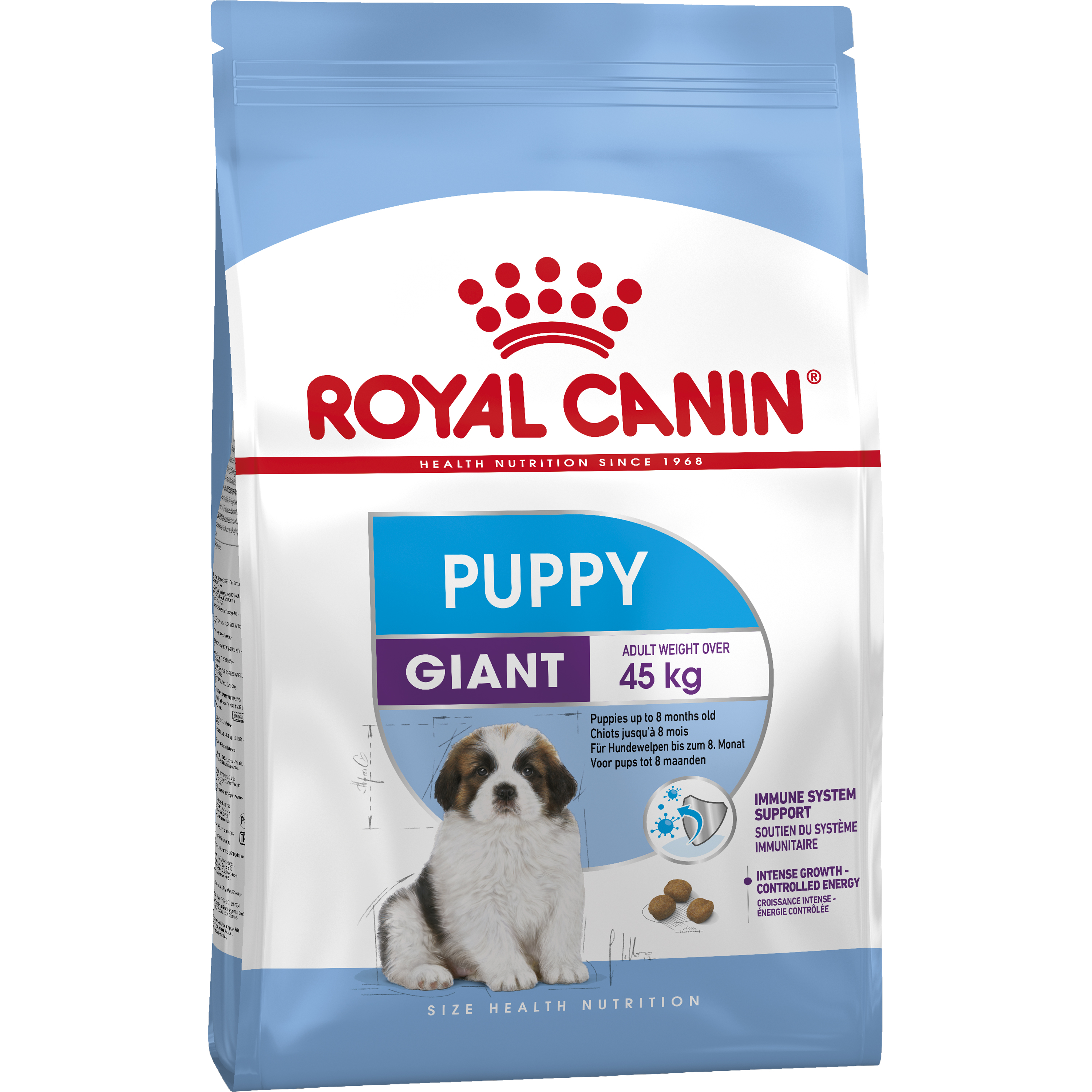 Hundfoder Royal Canin Giant Puppy, 15 kg