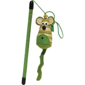 Kattleksak Rosewood Mr Mouse Spö