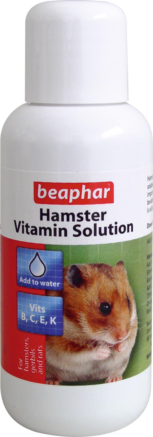 Vitaminer Beaphar Hamster, 75 ml