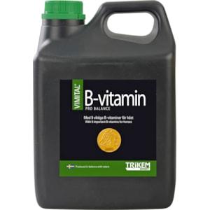 Fodertillskott Trikem Vimital B-vitamin, 1000 ml 1 l