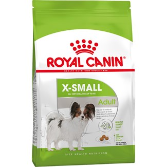 Hundfoder Royal Canin X-Small Adult, 3 kg