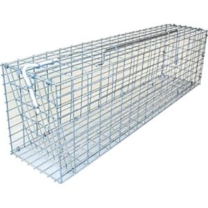 Råttbur, 46 x 10 x 13 cm