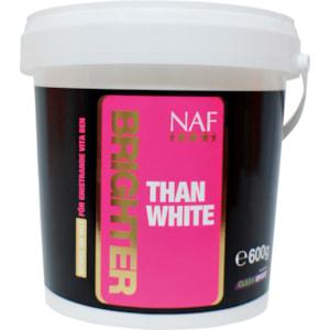 Pälsvård NAF Brighter than White, 600 ml
