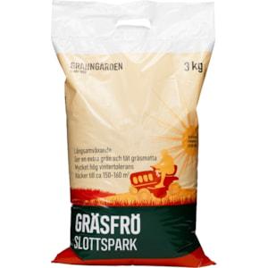 Gräsfrö Granngården Slottspark, 3 kg