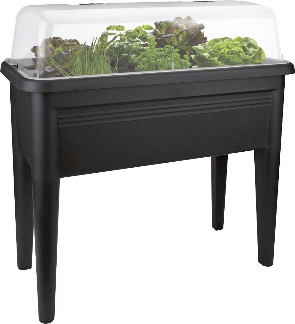 Växthus till odlingsbord Elho Green Basics