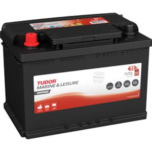 Batteri Tudor Fritid TU 72L, 12 V
