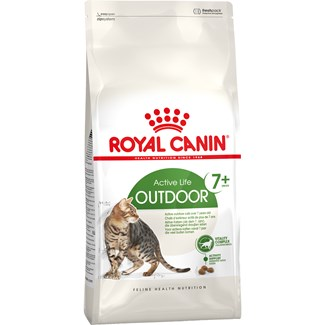 Kattmat Royal Canin Outdoor +7, 10 kg