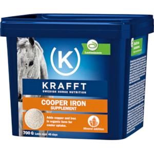 Fodertillskott Krafft KopparJärn, 700 g