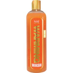 Hästschampo NAF Warming Wash, 500 ml