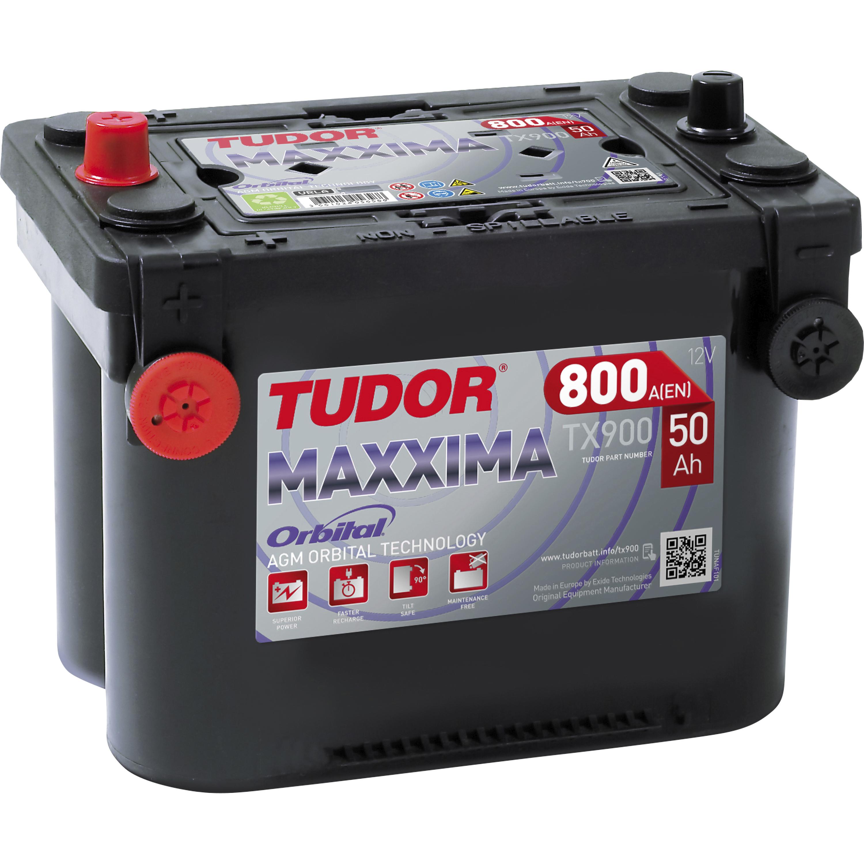 Batteri Tudor Maxxima AGM TX 900