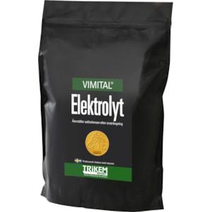 Fodertillskott Trikem Vimital Elektrolyt, 1500 g