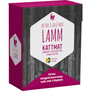 Kattmat Granngården Big Tetra Lamm, 380 g