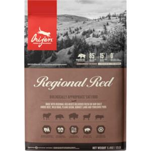 Kattmat Orijen Regional Red 5,4 kg