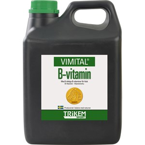 Fodertillskott Trikem Vimital B-vitamin, 2500 ml
