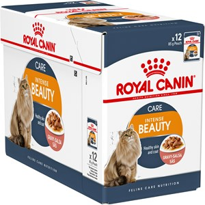Kattmat Royal Canin Intense Beauty, 12-pack