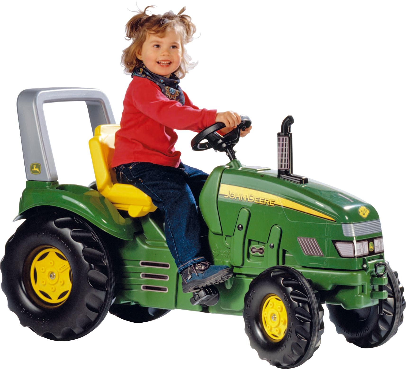 Traktor John Deere X-track