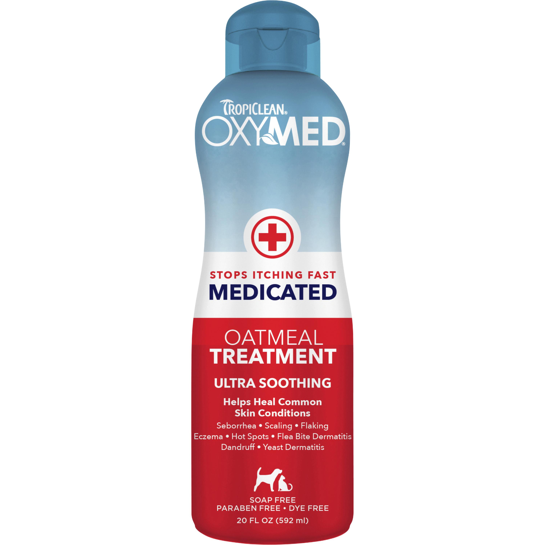 Hudvård TropiClean Oxy-Med, 592 ml
