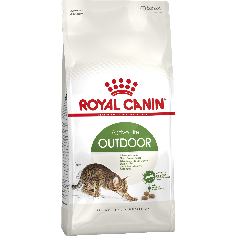 Kattmat Royal Canin Outdoor 30, 4 kg