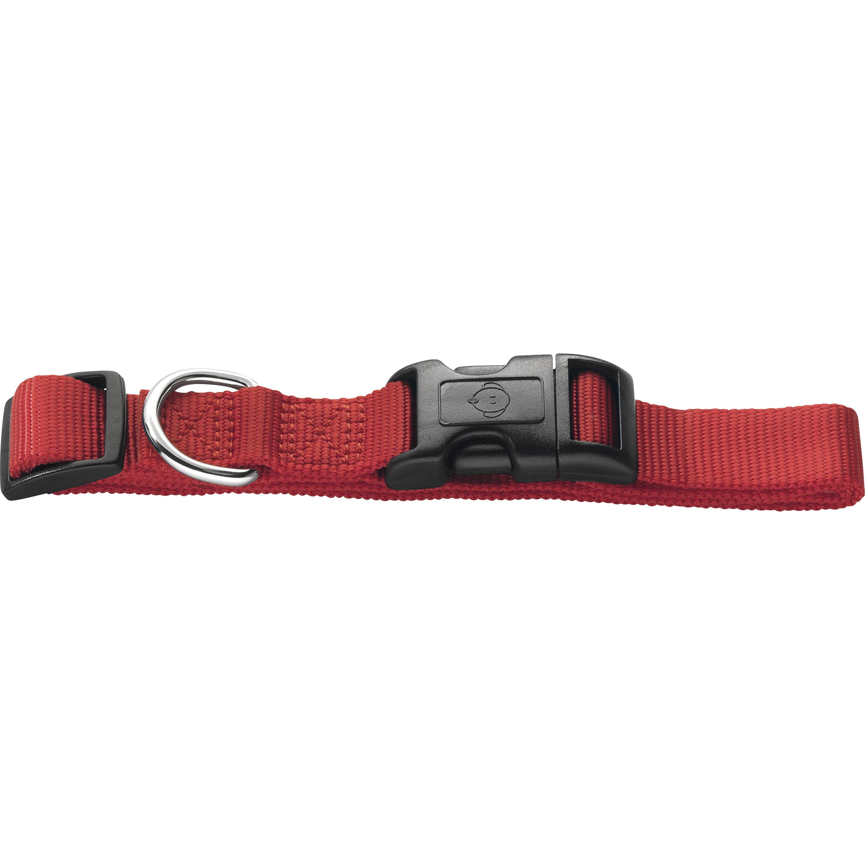 Hundhalsband Hunter Ecco Sport, röd L
