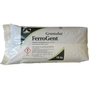 Gräsnäring FerroGent Granulat, 15 kg