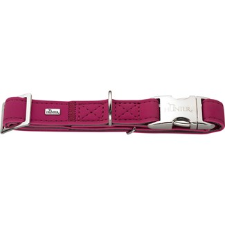 Hundhalsband Hunter Softie, Rosa M 40-55 cm