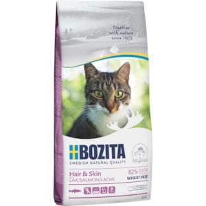 Kattmat Bozita Feline Hair and Skin, 2 kg