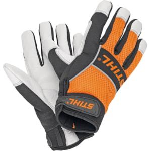 Handske Stihl Advance Ergo MS, Vit/orange - VIT/ORA, L