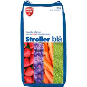 Trädgårdsgödsel Stroller Blå 12 kg