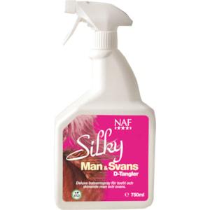 Pälsvård NAF Silky D-tangler, 750 ml