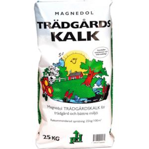 Trädgårdskalk Magnedol, 25 kg