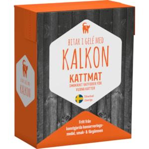 Kattmat Granngården Big Tetra Kalkon, 380 g