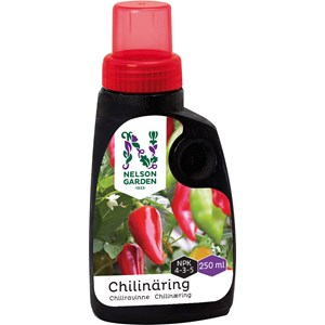 Chilinäring Nelson Garden, 250 ml