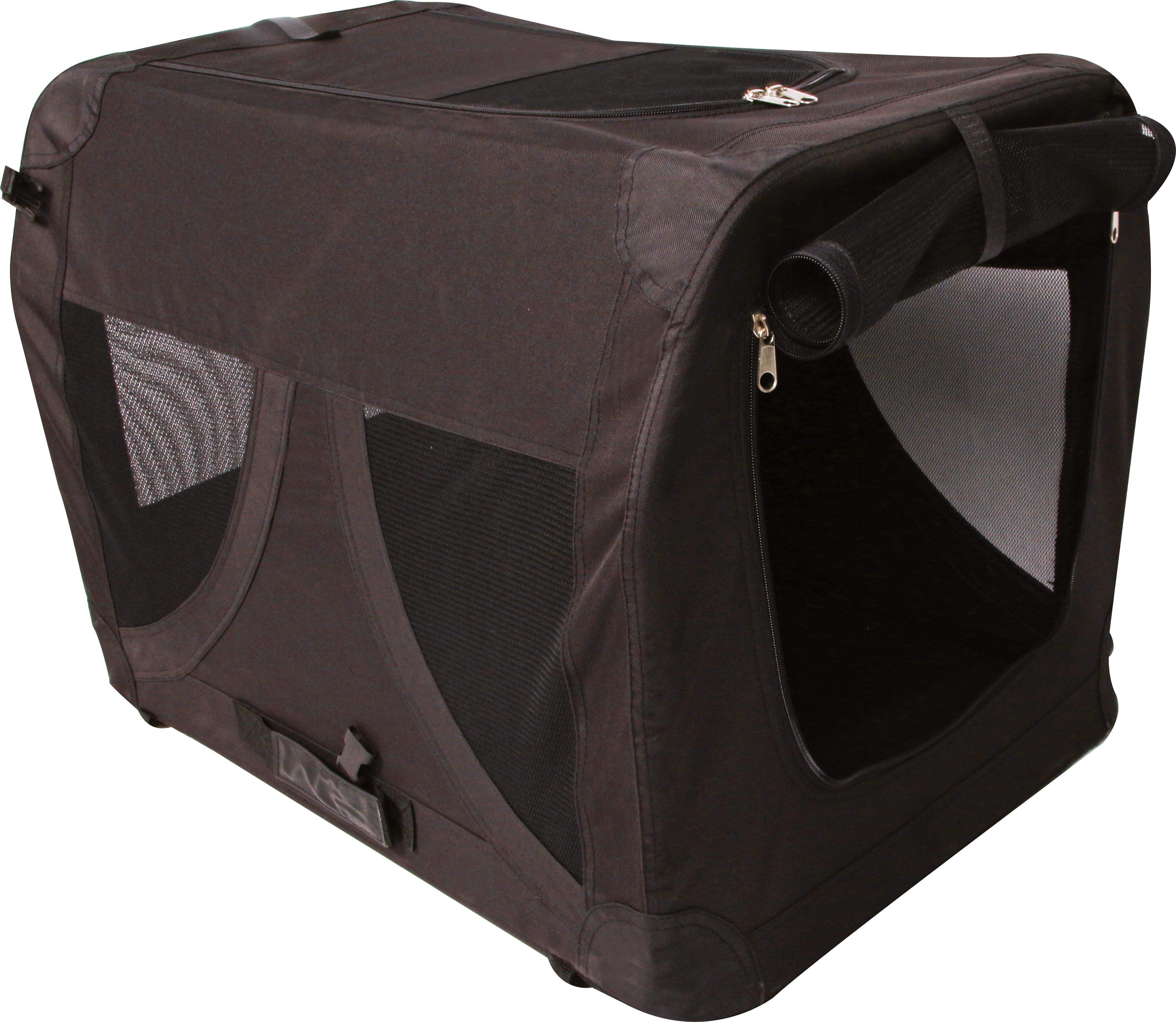 Hundbur M-Pet Comfort Crate Canvas M