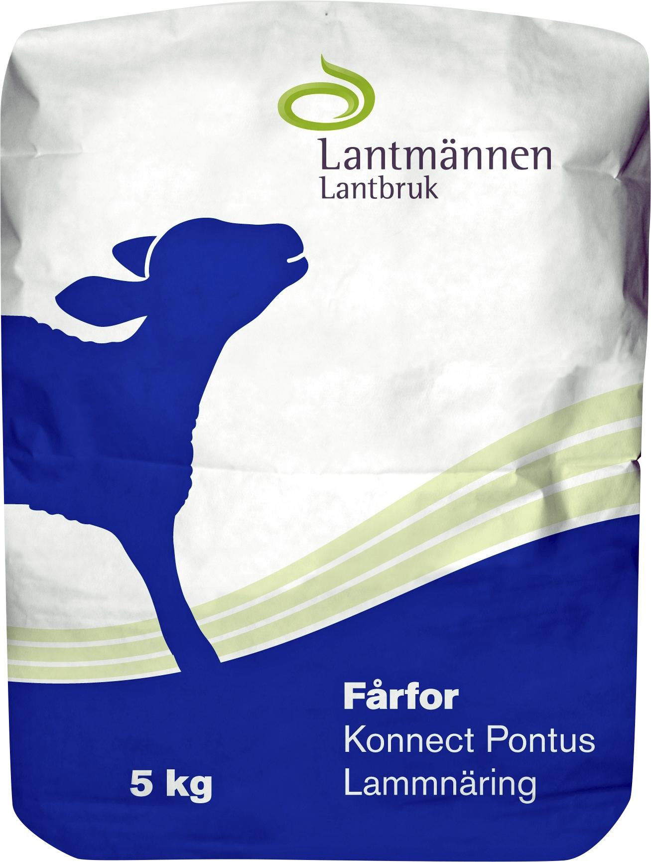 Lammnäring Lantmännen Konnect Pontus, 5 kg