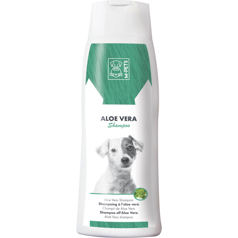 Hundschampo M-Pets Aloe Vera, 250 ml