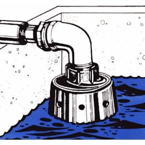 Flottör Hudson vattenflottör