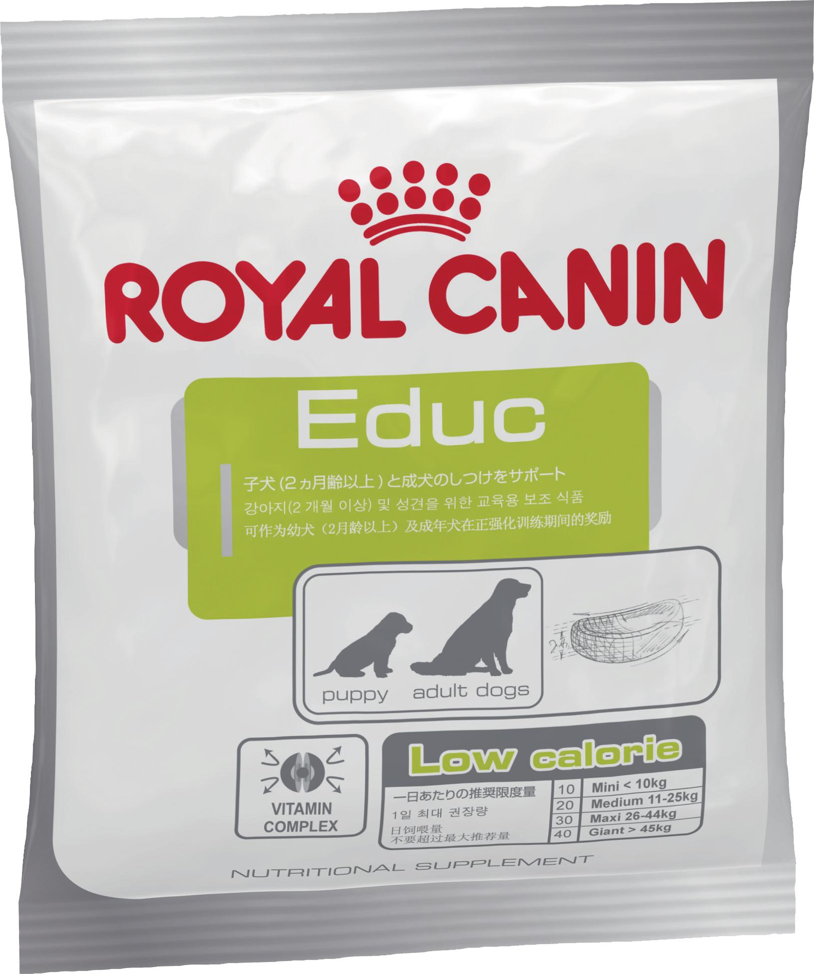 Hundgodis Royal Canin Educ, 50 g