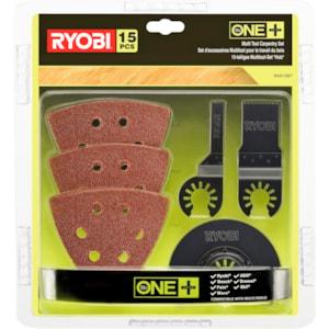 Tillbehörsset Ryobi Multiverktyg Rak 15Mt