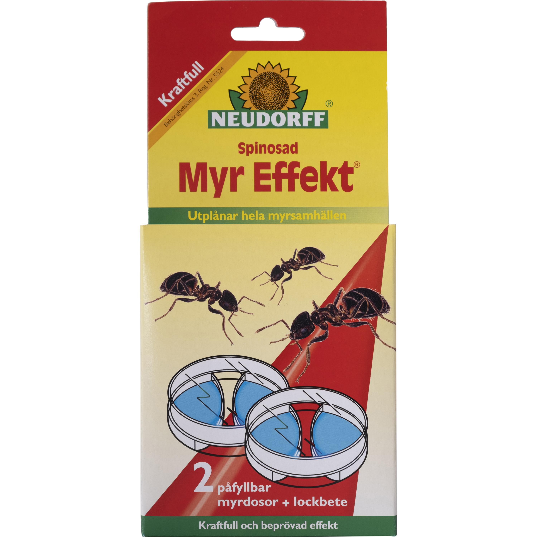 Myrmedel Neudorff Myrdosa Myr Effekt, 2 dosor