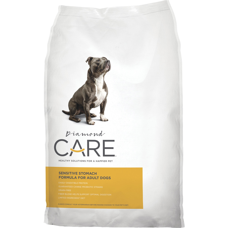 Hundfoder Diamond Care Sensitive Stomach Dog, 11,3 kg