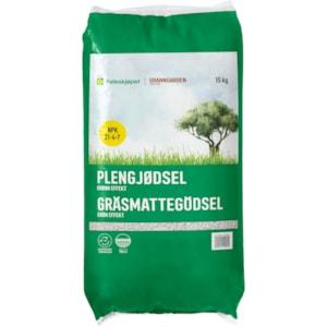 Gräsmattegödsel Granngården Grön Effekt, 15 kg