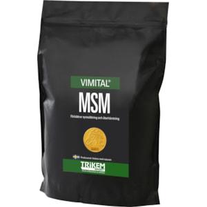 Fodertillskott Trikem Vimital MSM, 500 g