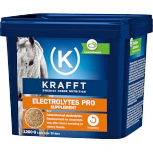 Fodertillskott Krafft Electrolytes Pro, 1,2 kg