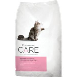 Kattmat Diamond Care Weight Management Cat, 2,7 kg